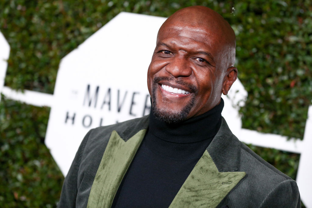 Terry Crews at Sunset Tower on February 20, 2018 in Los Angeles, California.