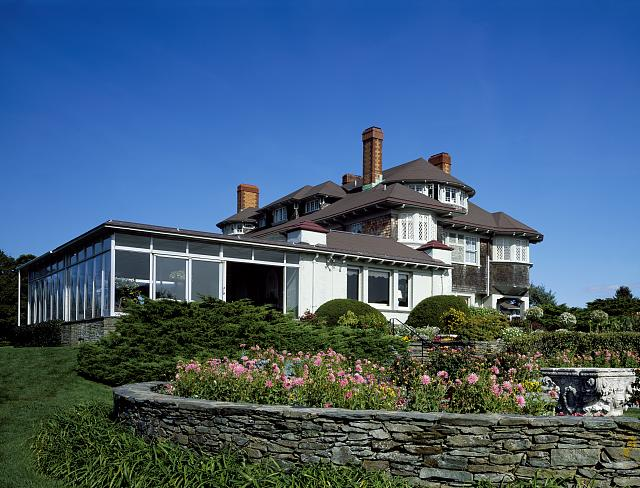 JFK Hammersmith-Farm-Rhode-Island