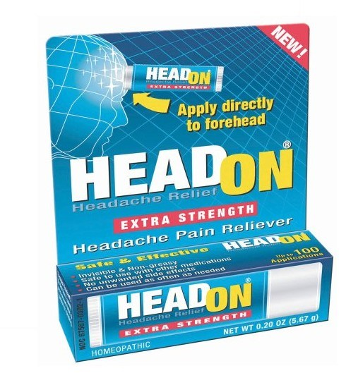 Head On Headache relief stick