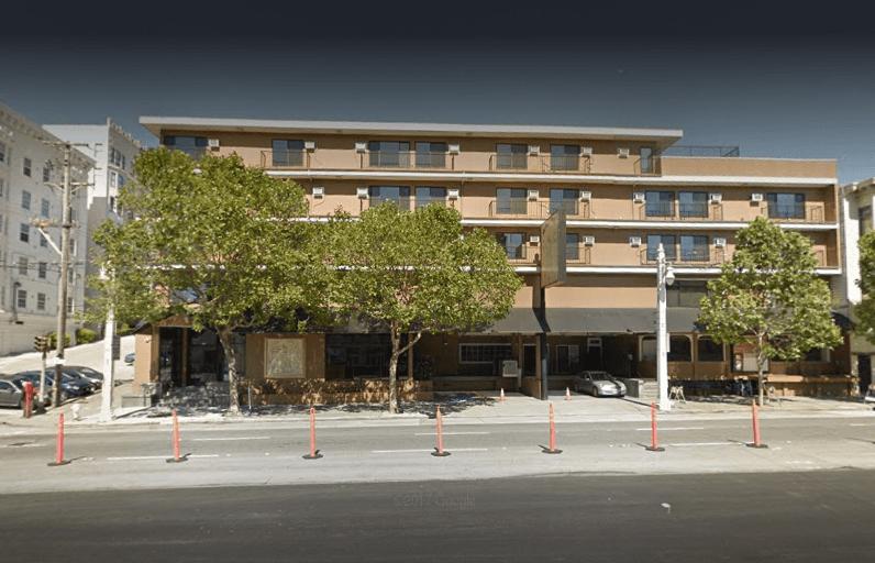 Heritage Hotel California