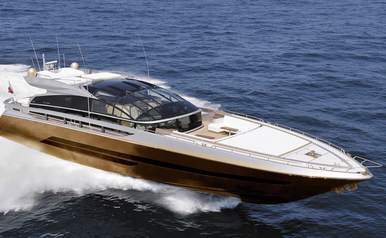 History-Supreme luxury Yacht