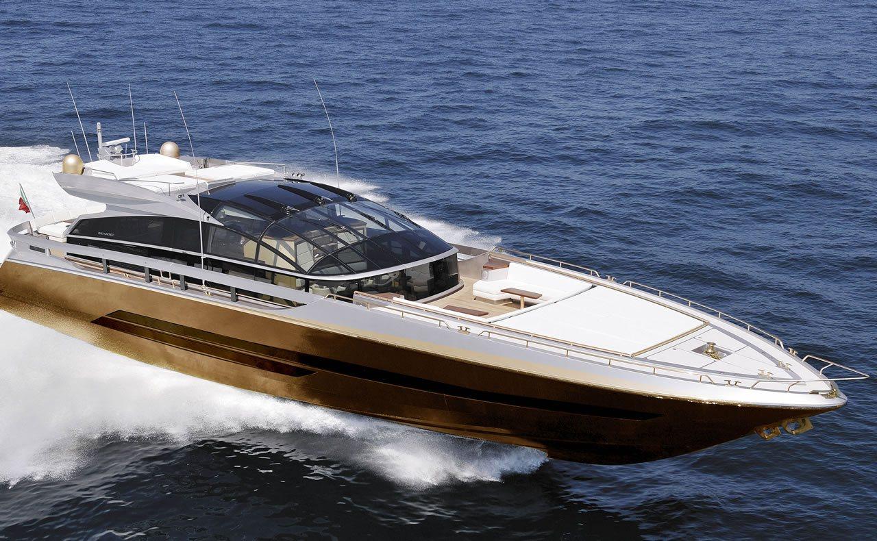 History-Supreme luxury Yacht