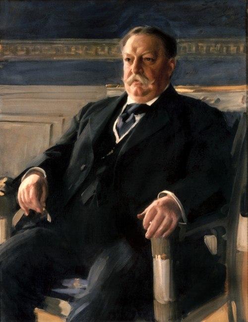 William Howard Taft portrait