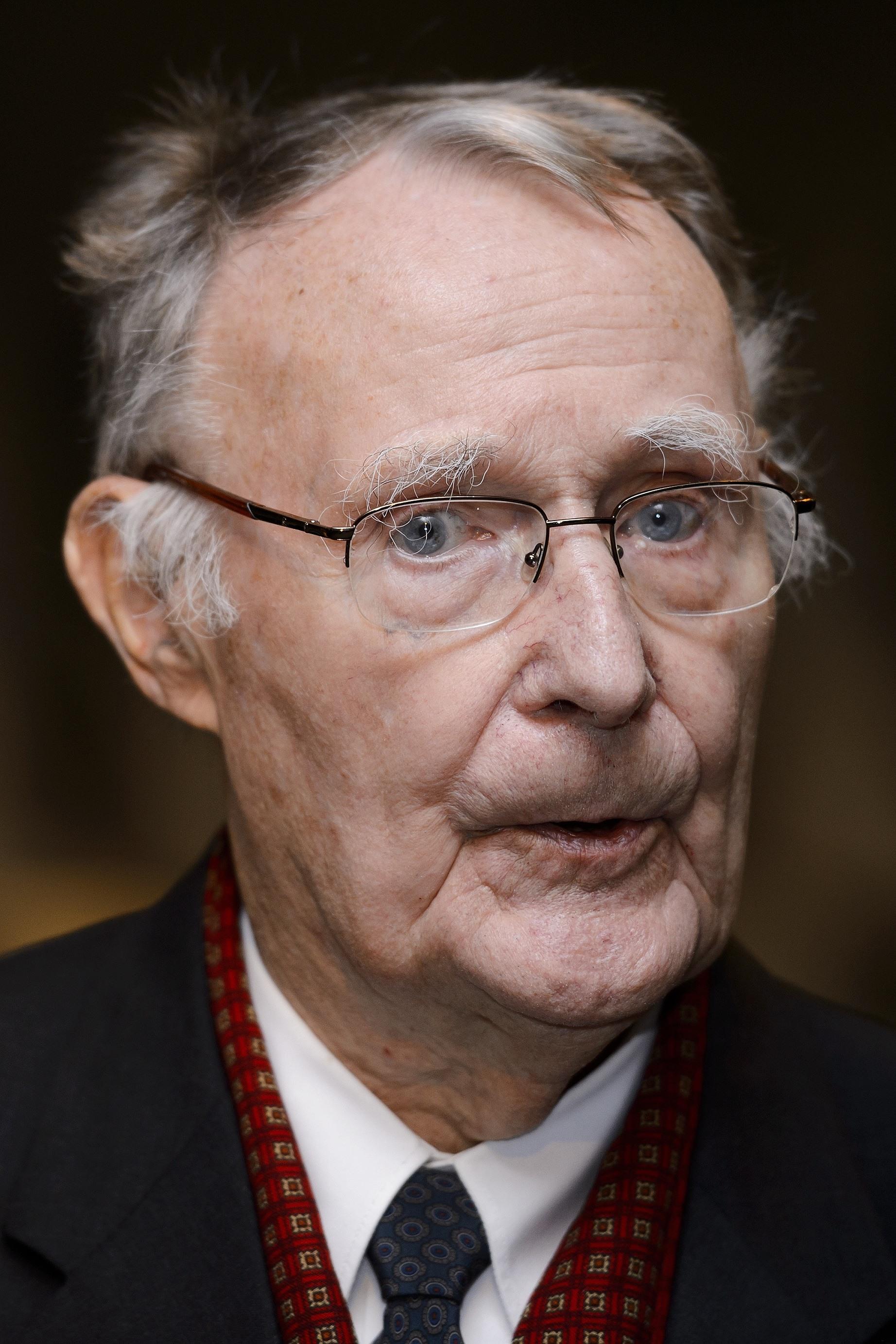 Ingvar Kamprad Ikea Founder
