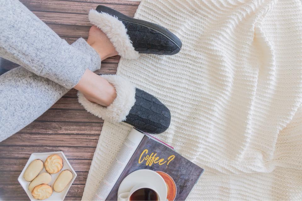 Isotoner slippers