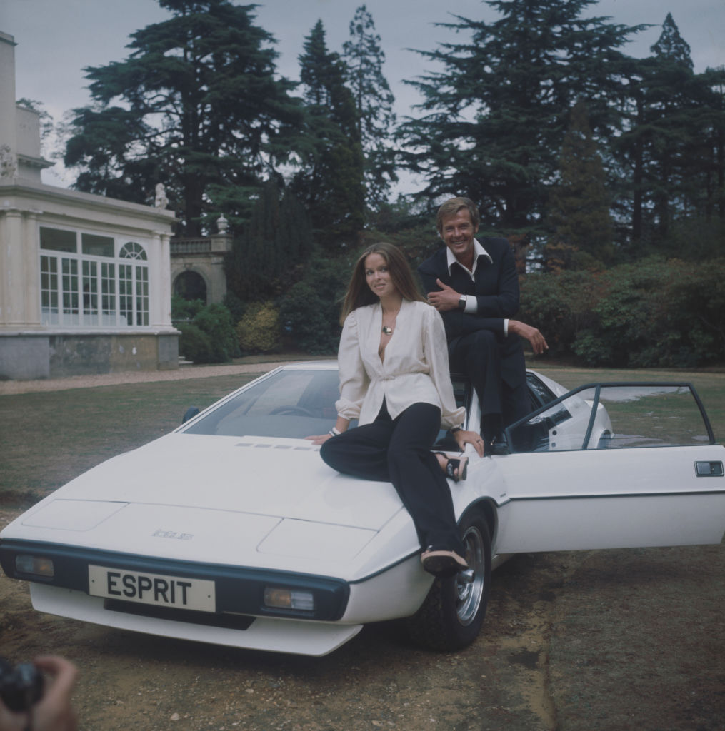 The Spy Who Loved Me James Bond
