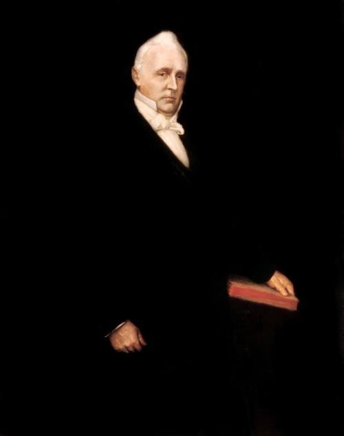 James Buchanan portrait