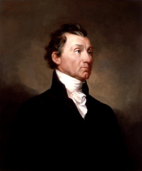 James Monroe portrait