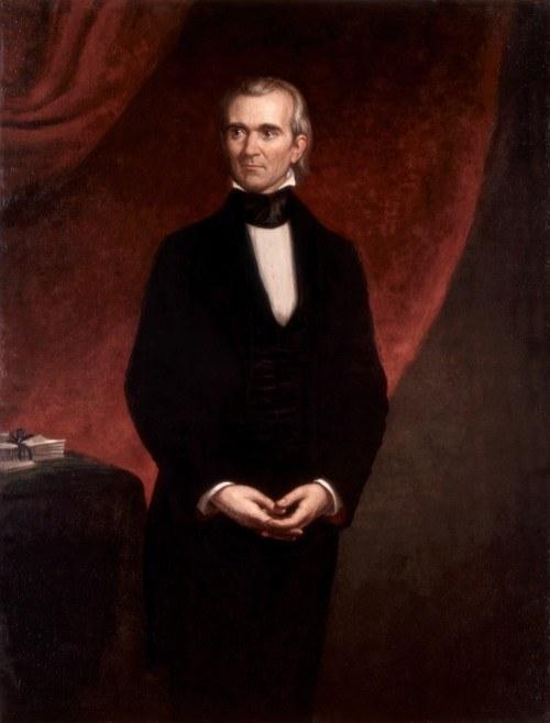 James Polk portrait