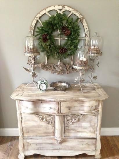 Joanna Gaines christmas wreath