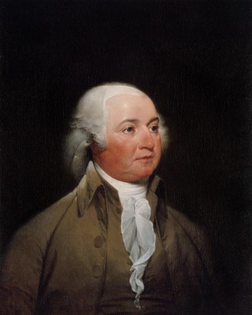 John Adams portrait