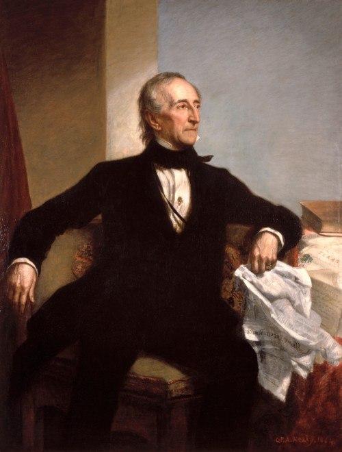 John Tyler portrait