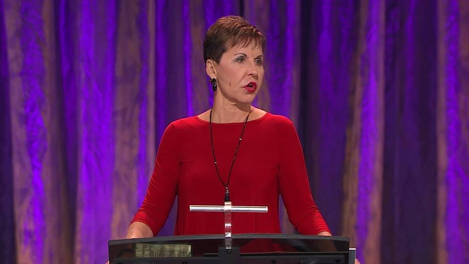 Pastor Joyce Meyers