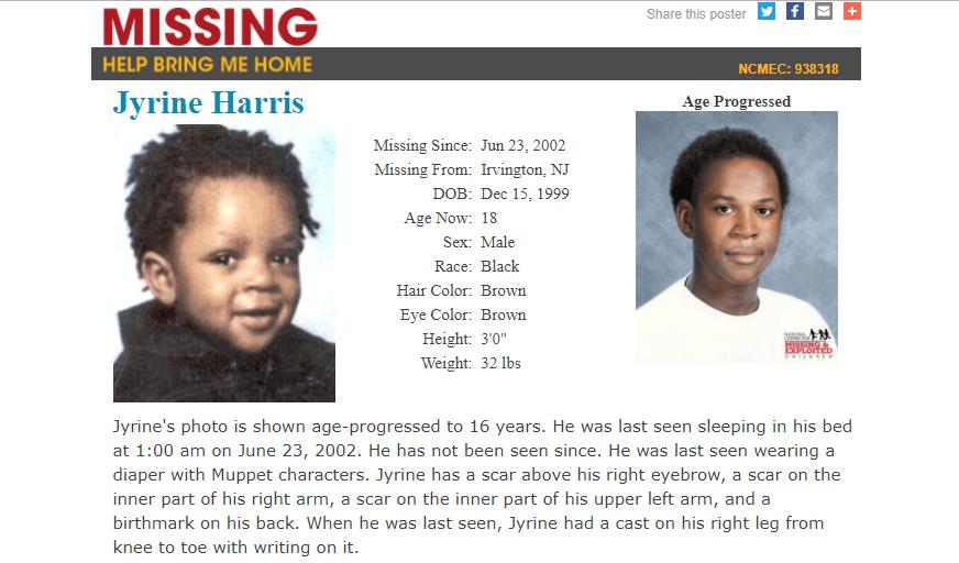 Jyrine-Harris-New-Jersey-Missing
