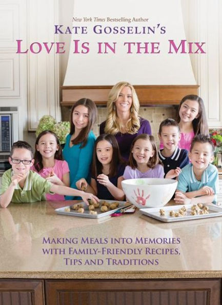 Kate-Gosselin Cookbook