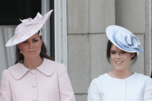 Will Kate Middleton Curtsy to Princess Eugenie After She's Married?