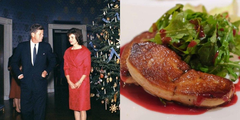 Kennedy French-Food