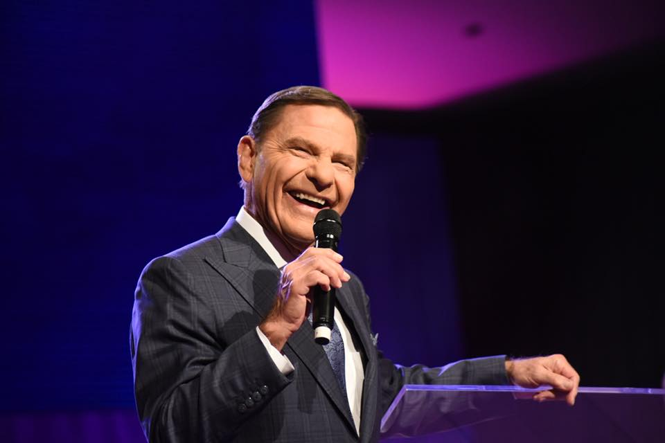 Pastor Kenneth Copeland