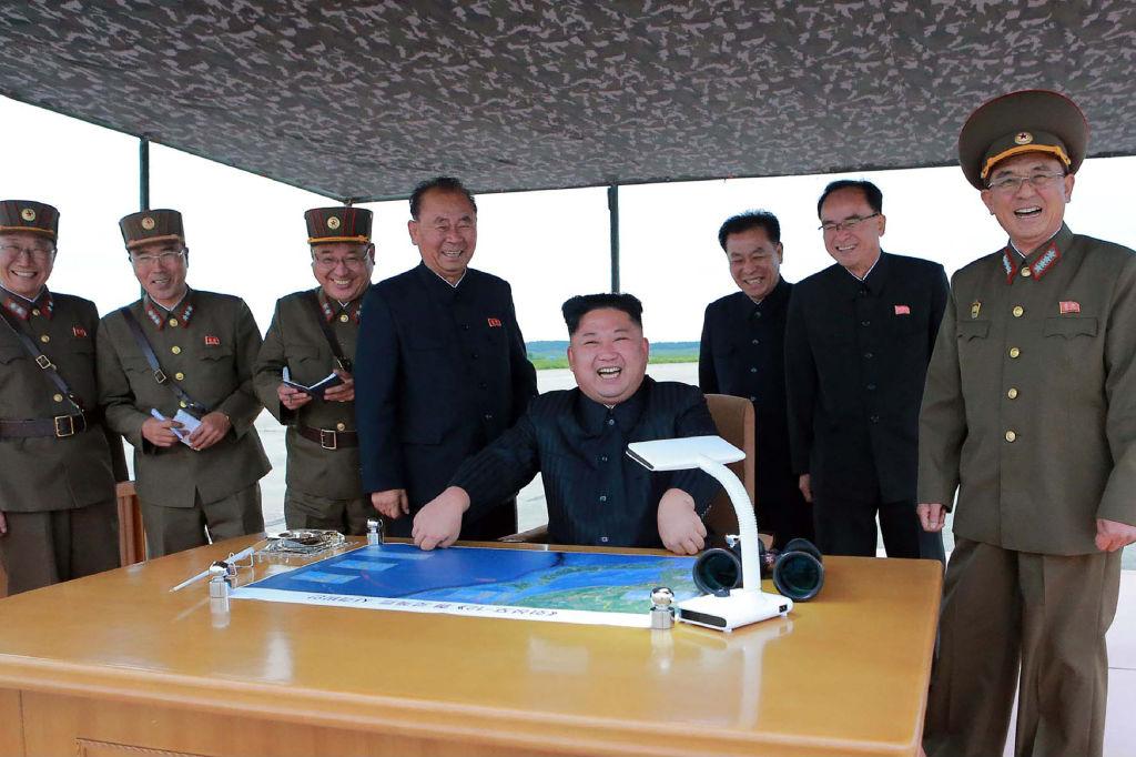 Kim Jon Un North korea