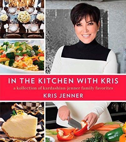 Kris-Jenner cookbook