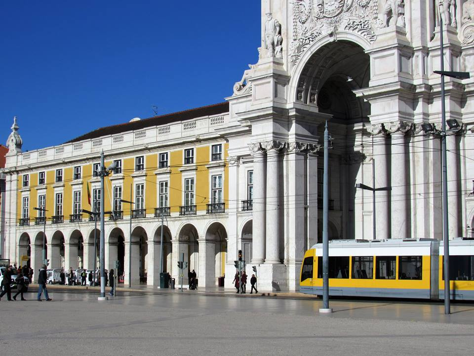 Lisbon-Portugal-Arch