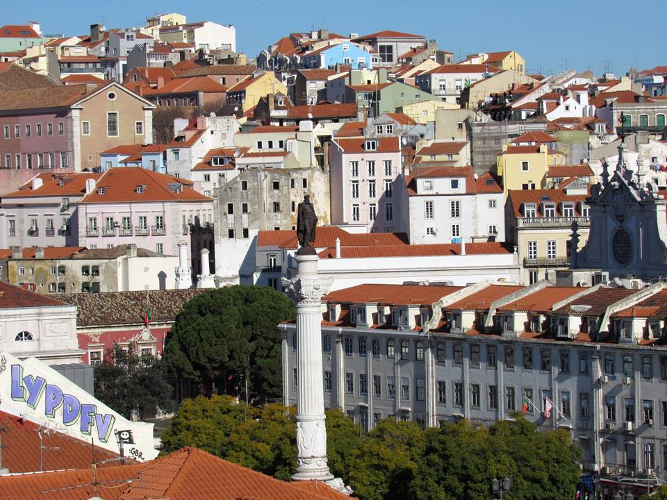 Lisbon-Portugal-Skyline