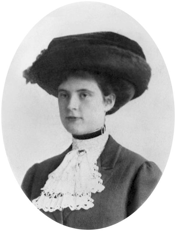 Lucy Mercer, mistress of FDR