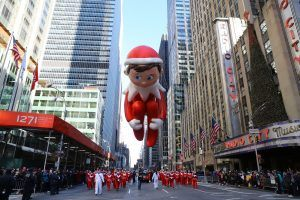 2018 Macy's Thanksgiving Day Parade by The Numbers