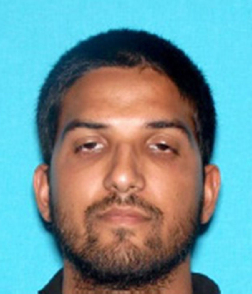The FBI announced that it is investigating the San Bernardino shooting and suspects Syed Rizwan Farook