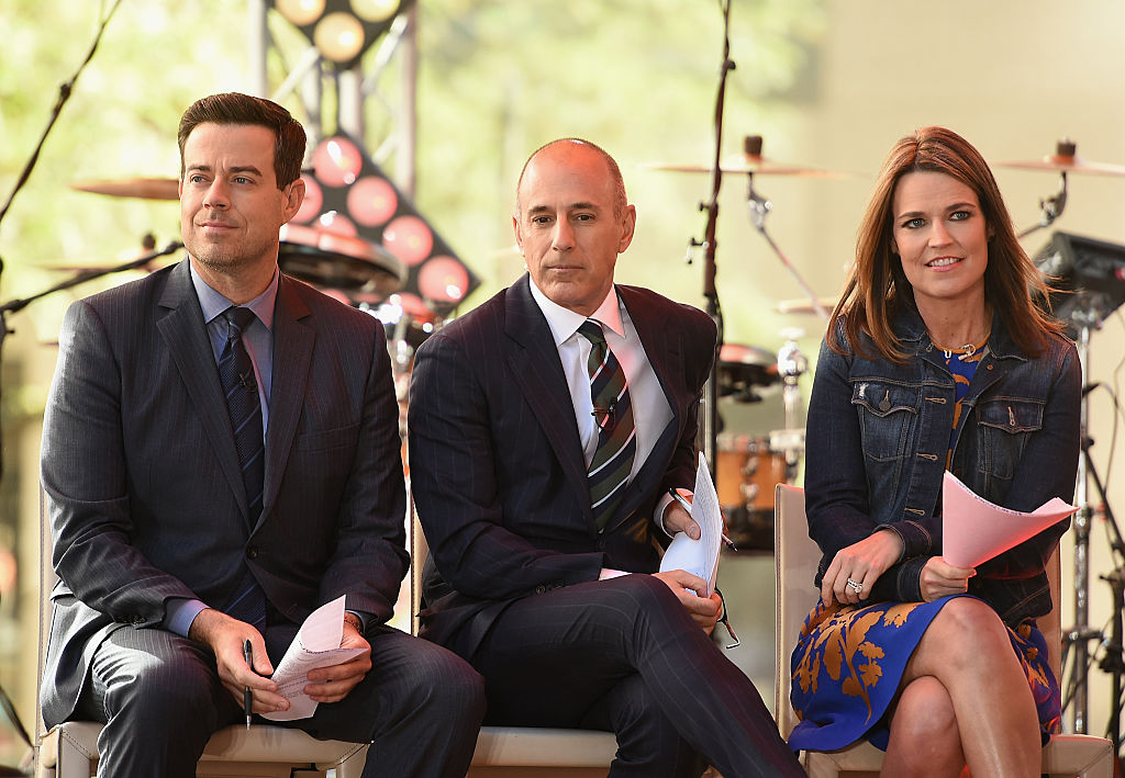Matt Lauer Today Show