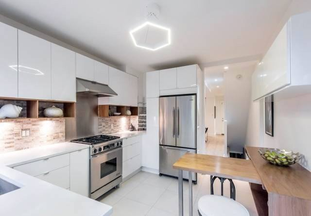 Meghan Markle House Toronto kitchen