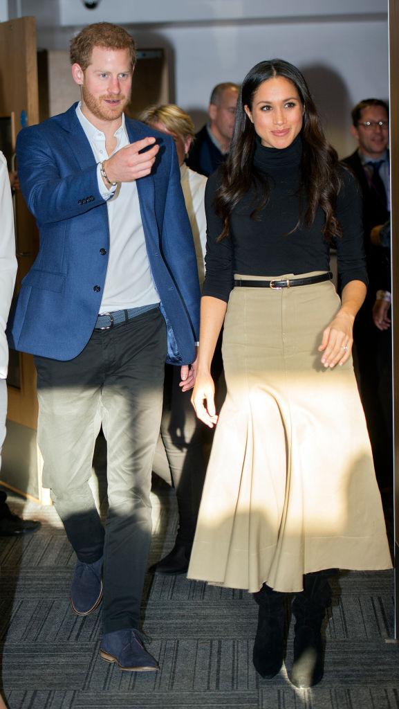 5f918e91ded0 Royal Family Dress Code Rules Meghan Markle Has Already Broken