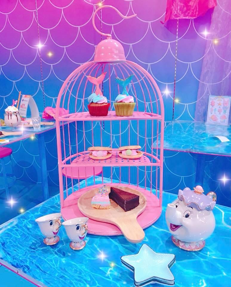 Mermaid Castle Cafe