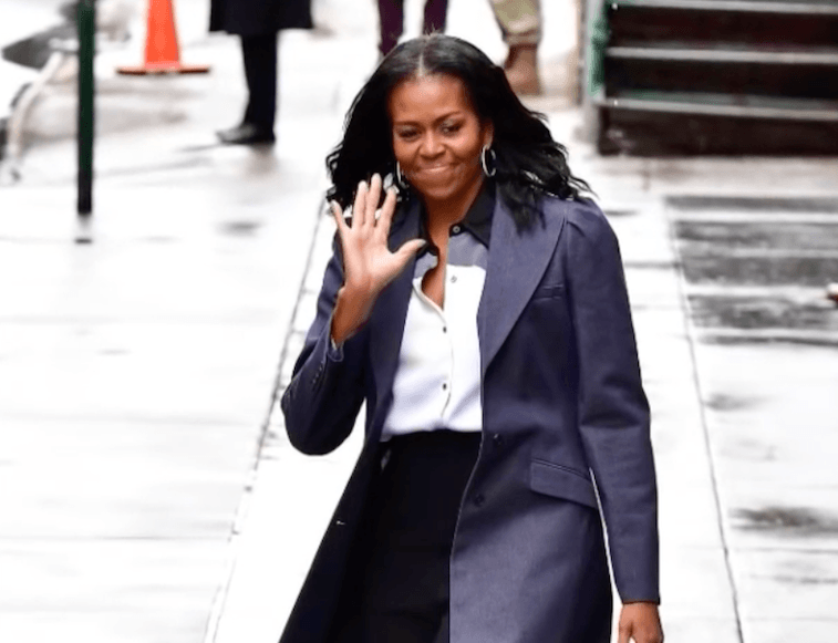 Michelle Obamas Most Stylish Outfits Since Leaving The White House