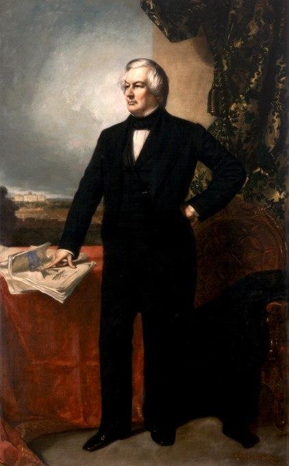Millard Fillmore portrait