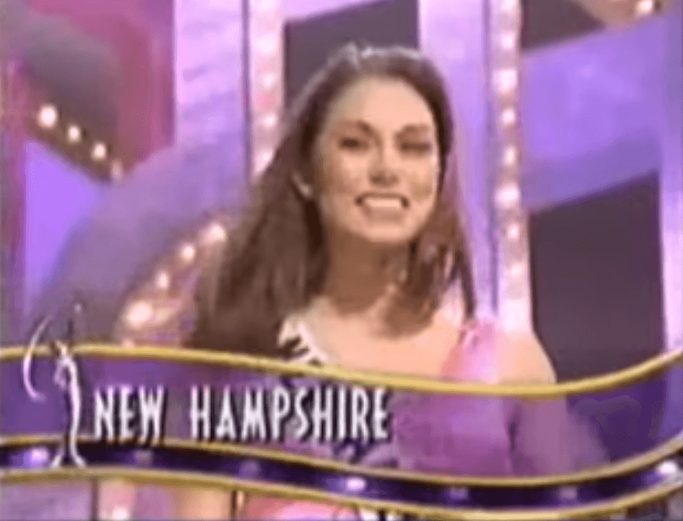 Bridget Sullivan, Miss New Hampshire 2000