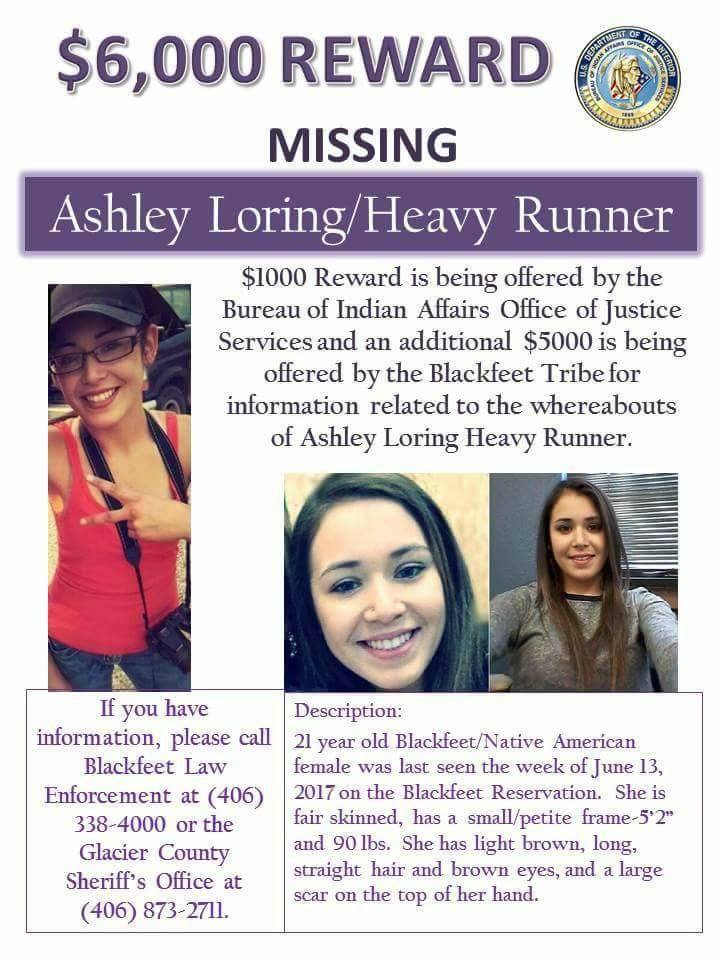 Montana Missing Person