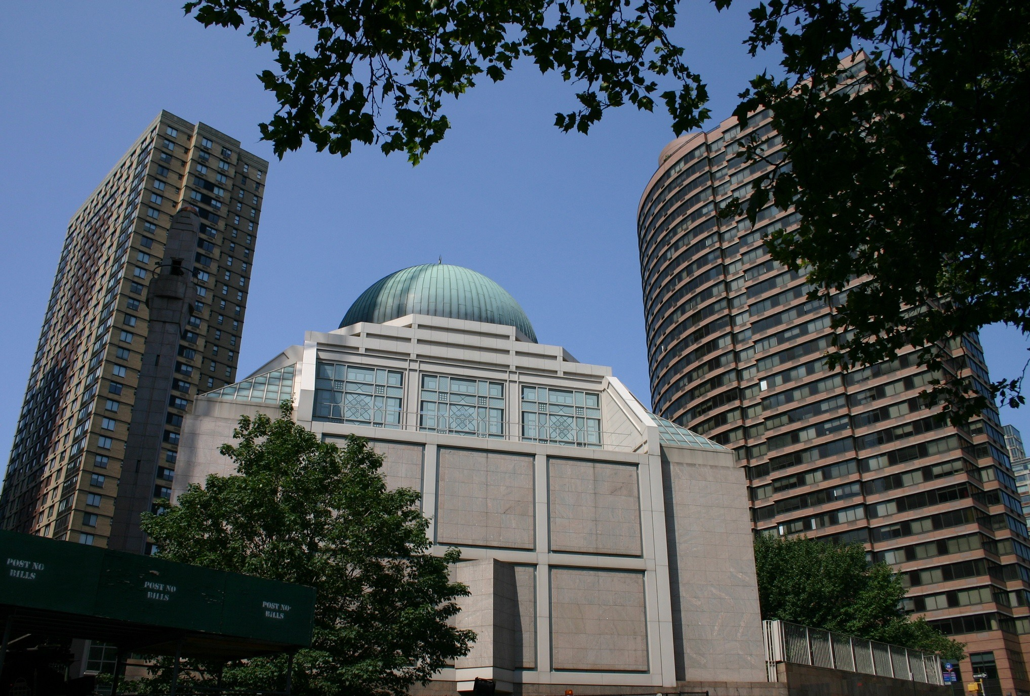 Islamic Cultural Center and Mosque, New York City