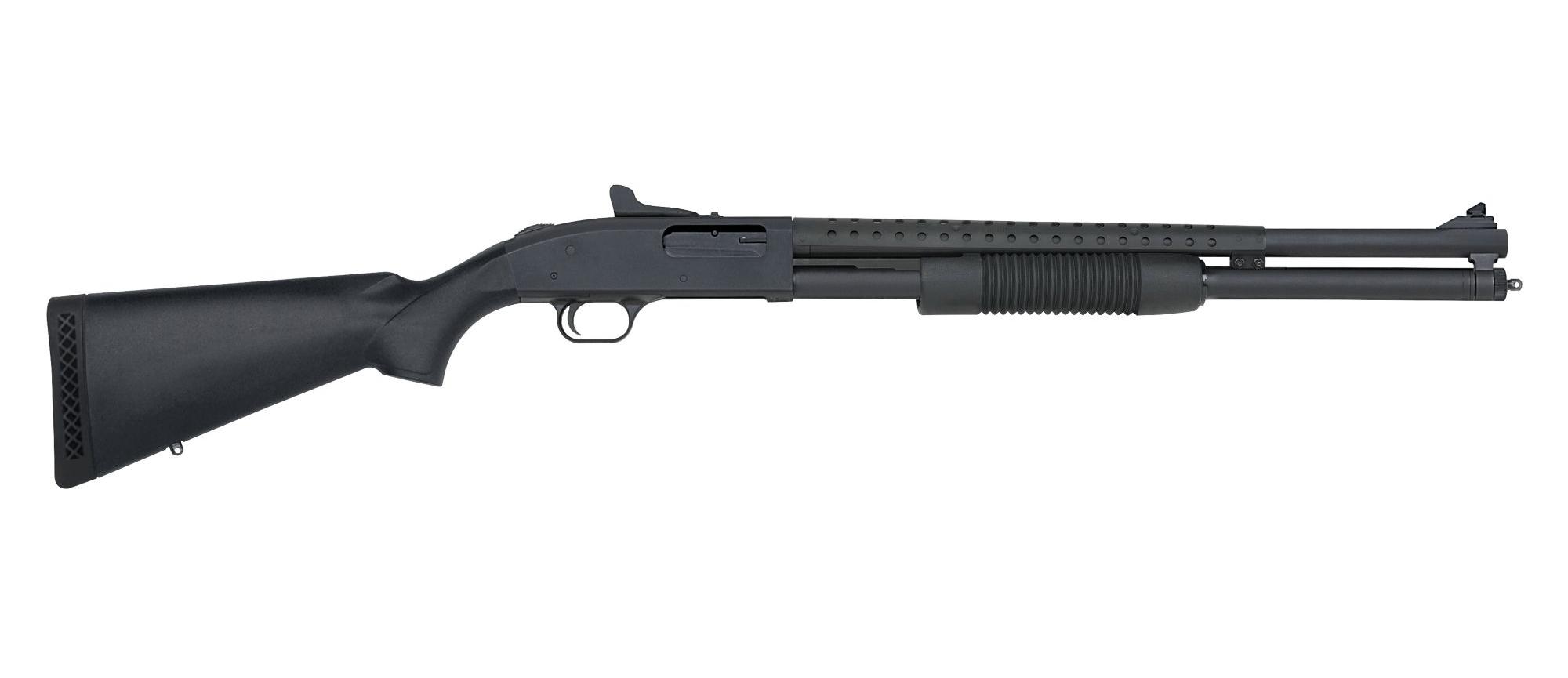 Mossberg 500 tactical shotgun