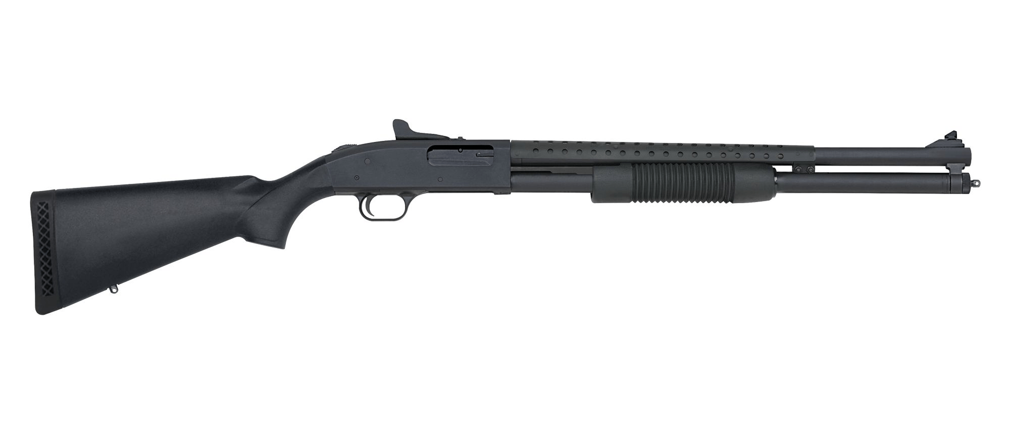 Mossberg 500 tactical shotgun
