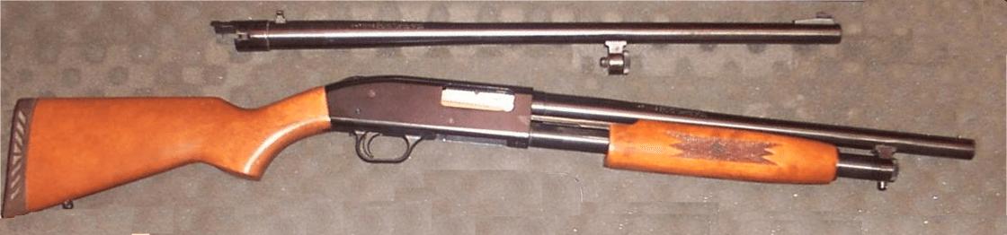 Mossberg 500 shot gun