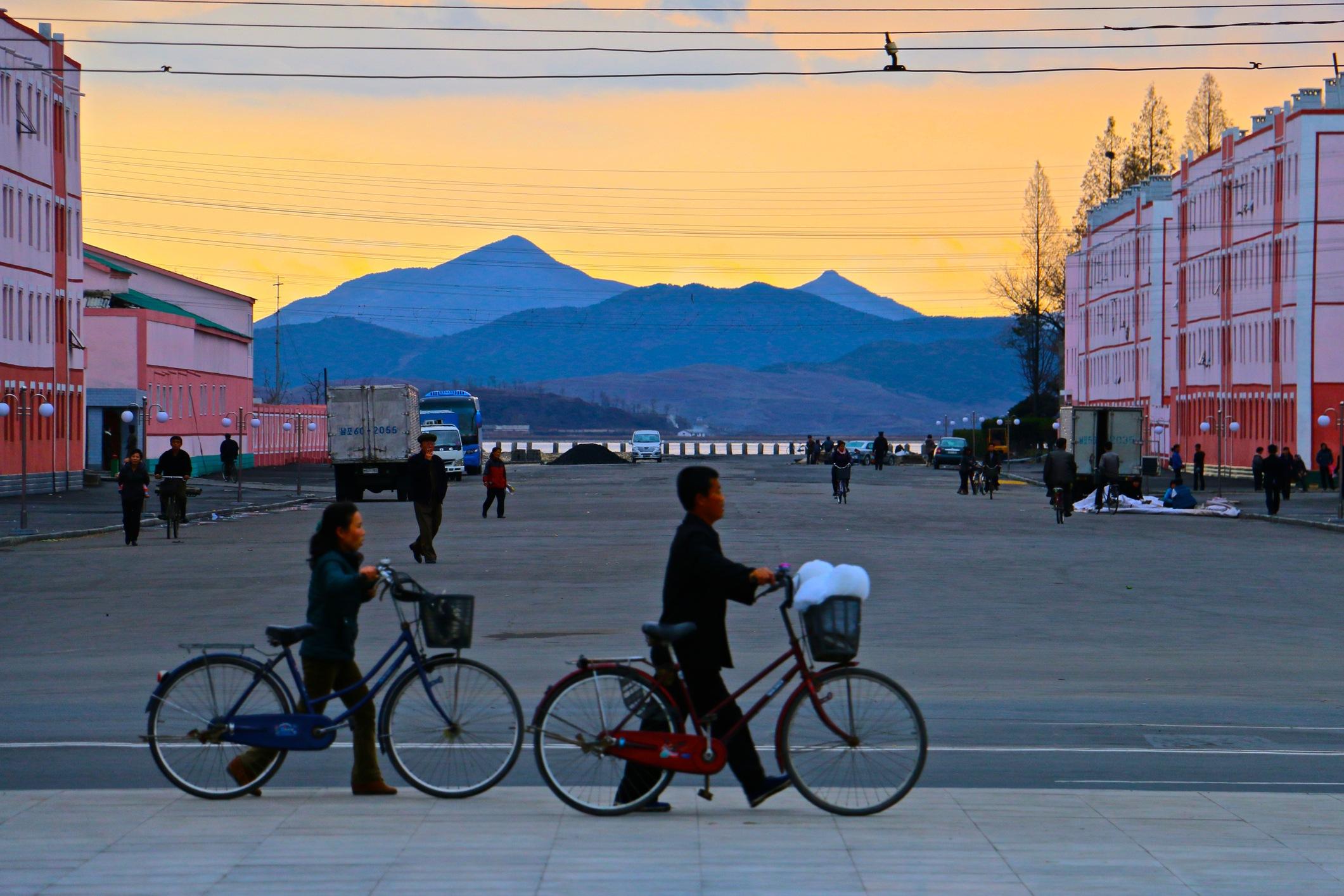 Nampo, North Korea