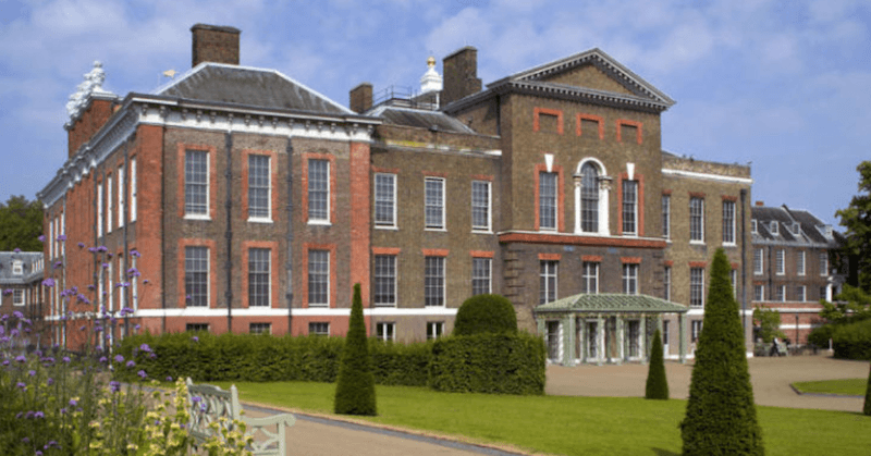 Nottingham Cottage at Kensington Palace