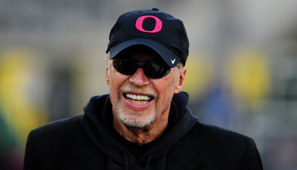 Chairman of Nike Phil Knight