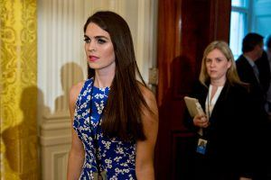 The Real Reason Americans Love to Hate Hope Hicks