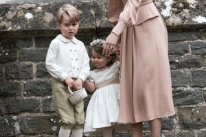 Prince George and Princess Charlotte Will Have This Role in Prince Harry and Meghan Markle's Wedding