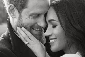 What Prince Harry and Meghan Markle's Engagement Photos Reveal About Their Upcoming Marriage