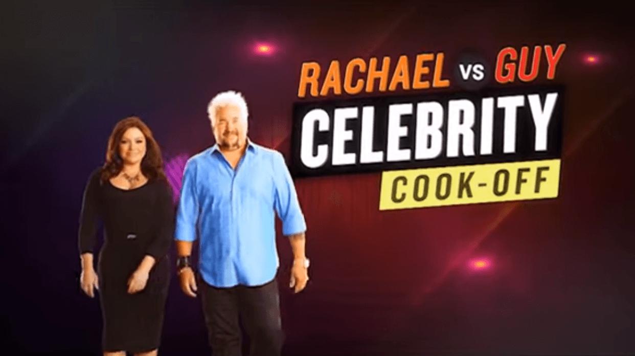 Big Game Grub | Rachael vs. Guy: Celebrity Cook-Off | Food ...