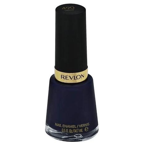 Revlon Urban Navy Nail polish