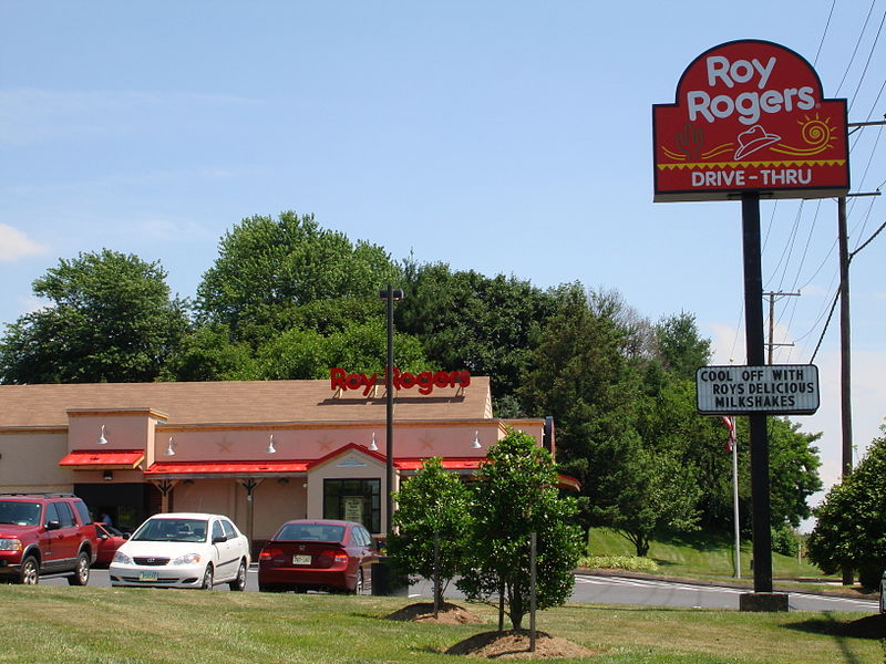 roy rogers restaurants Roy rogers restaurant 6 baltimore blvd, westminster, md, united states roy rogers restaurant 1240 west patrick street, frederick, md, united states roy rogers restaurant 5622 buckeystown pike, frederick, md, united states.
